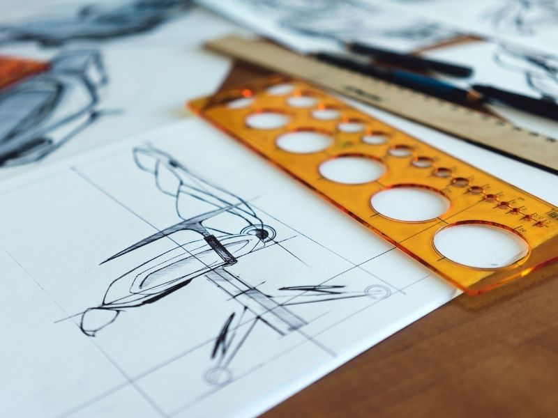 Design Law, Structure and Material registration