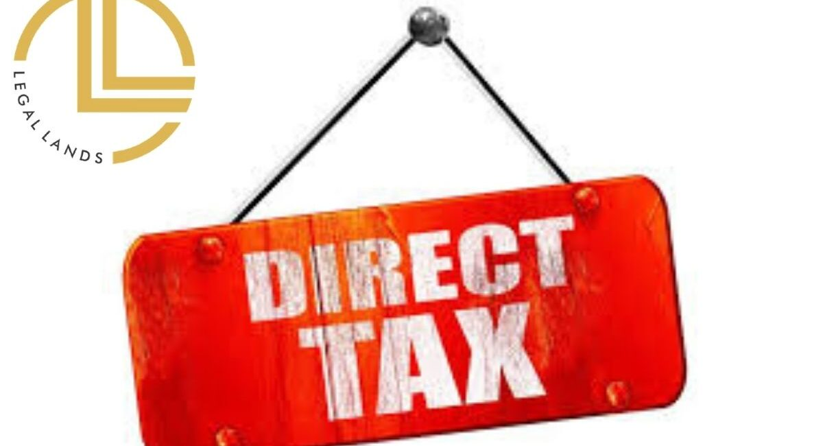 Direct Tax Law