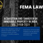 Acquisition and Transfer of Immovable Property in India, Nri Resident in India