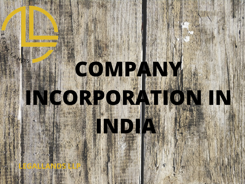 Company Incorporation in india